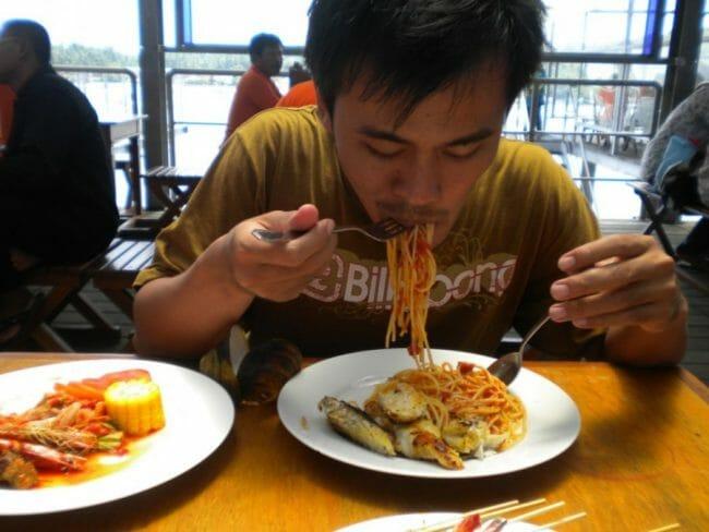 Makan Sekali Sehari