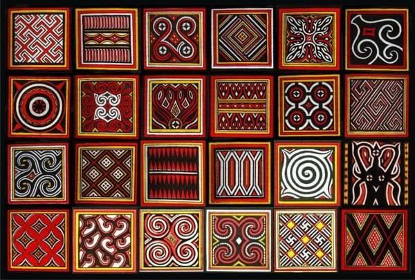 Motif Ukiran Suku Toraja