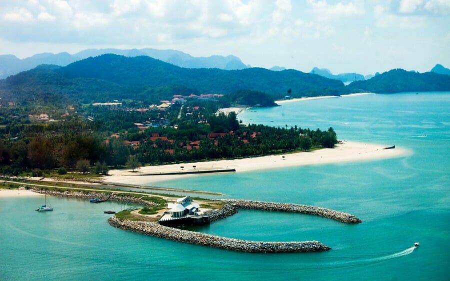 Pulau-Langkawi-Malaysia
