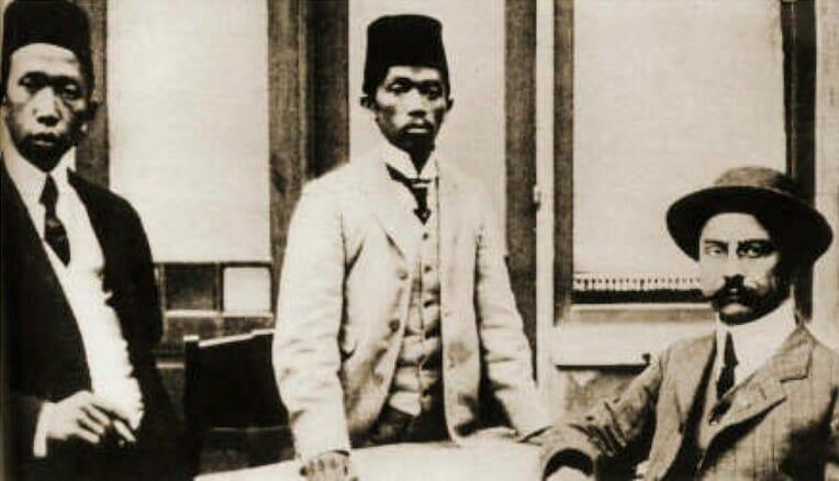 Tokoh Tida Serangkai kemerdekaan Indonesia