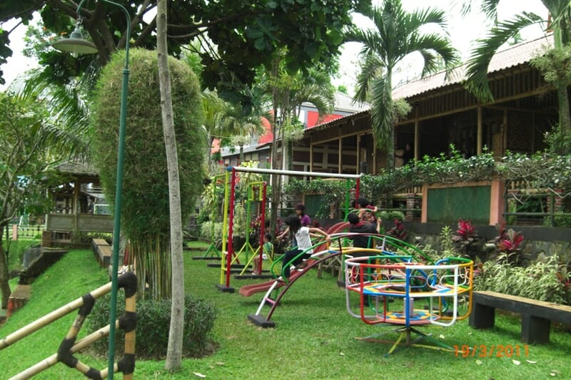 Tempat Taman Bermain Outdoor di Jakarta