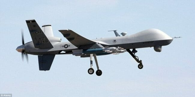 drone teknologi baru