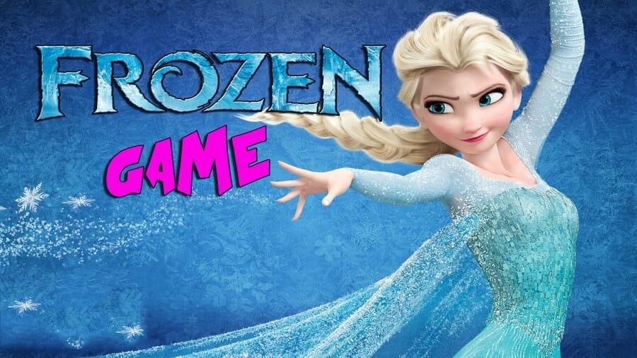 permainan-frozen