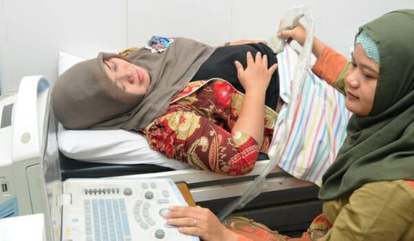 terapi untuk ibu hamil