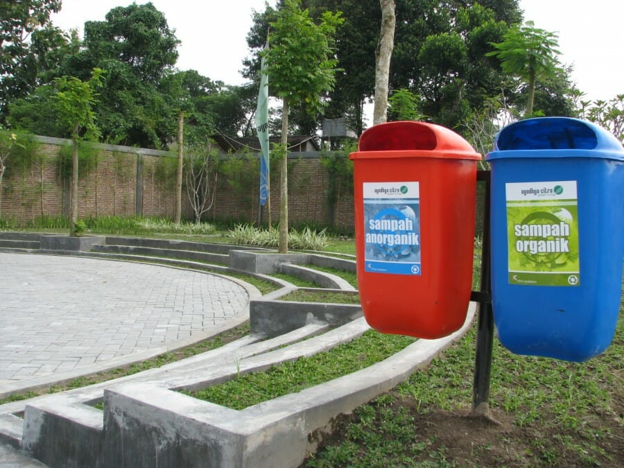 Sampah Organik dan Anorganik