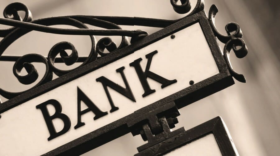 sejarah bank