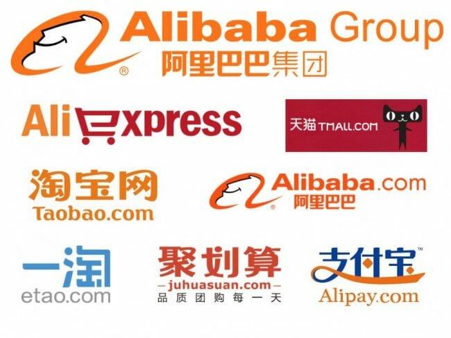 Perusahaan terkait, dibawah naungan Alibaba grup. |Pict by. maosuit.com