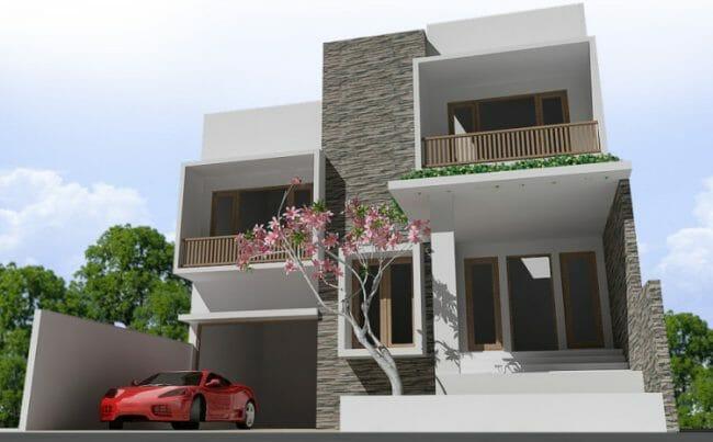 rumah-minimalis-dua-lantai