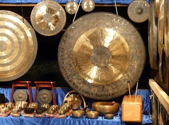 alat musik gong