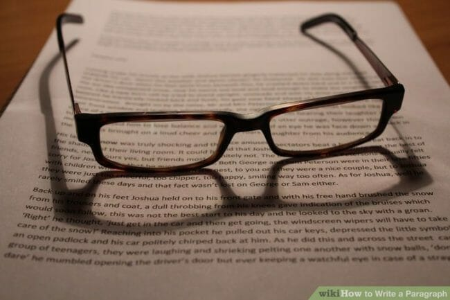 Syarat dan Pengertian Paragraf