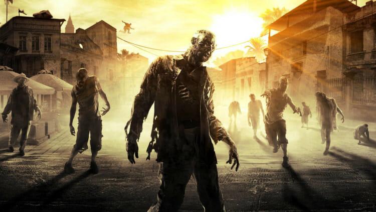 sejarah zombie